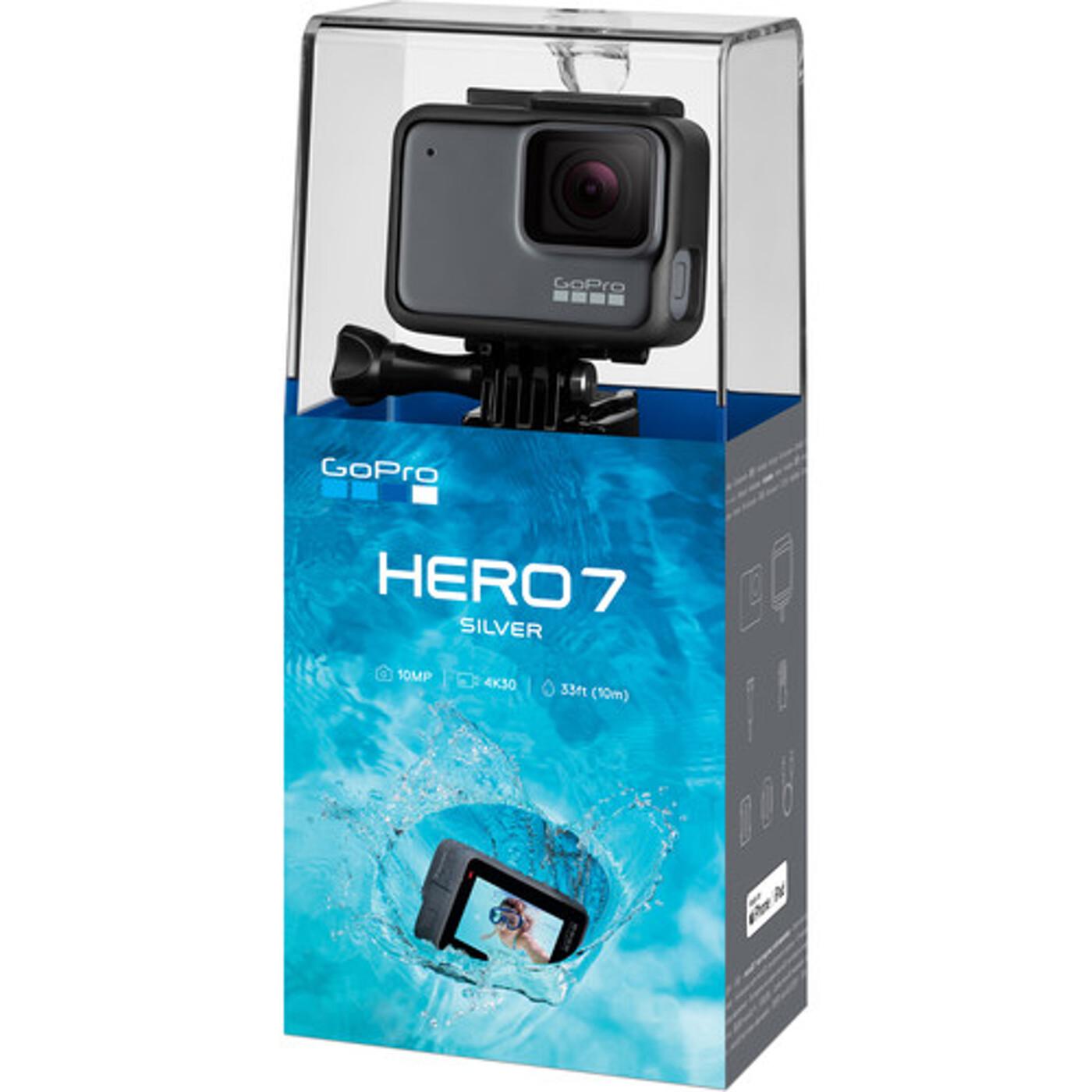 Kamera HERO 7 silver GoPro
