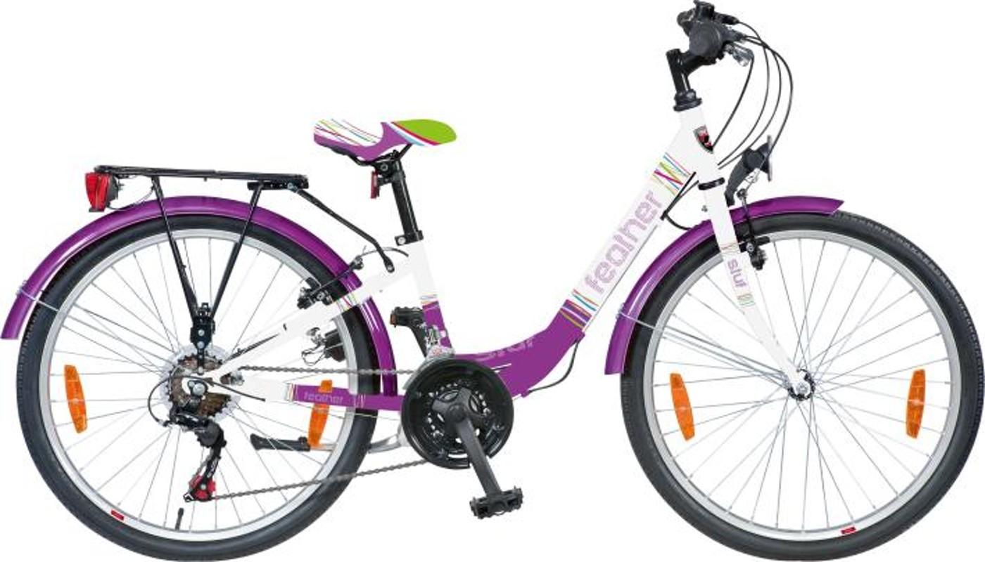 "STUF Citybike FEATHER 24"""