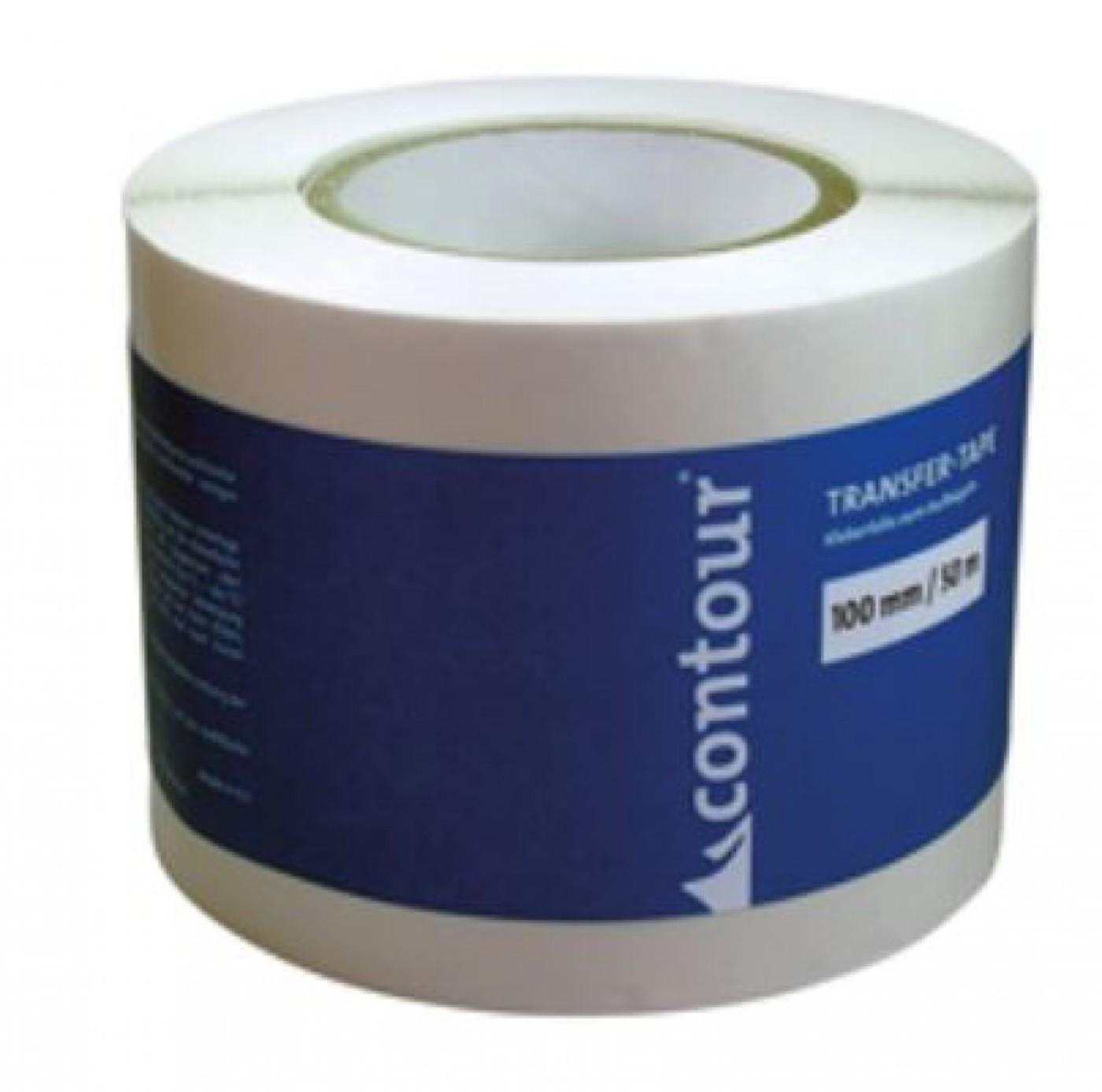 CONTOUR transfer-tape Kleberfolie 50 m