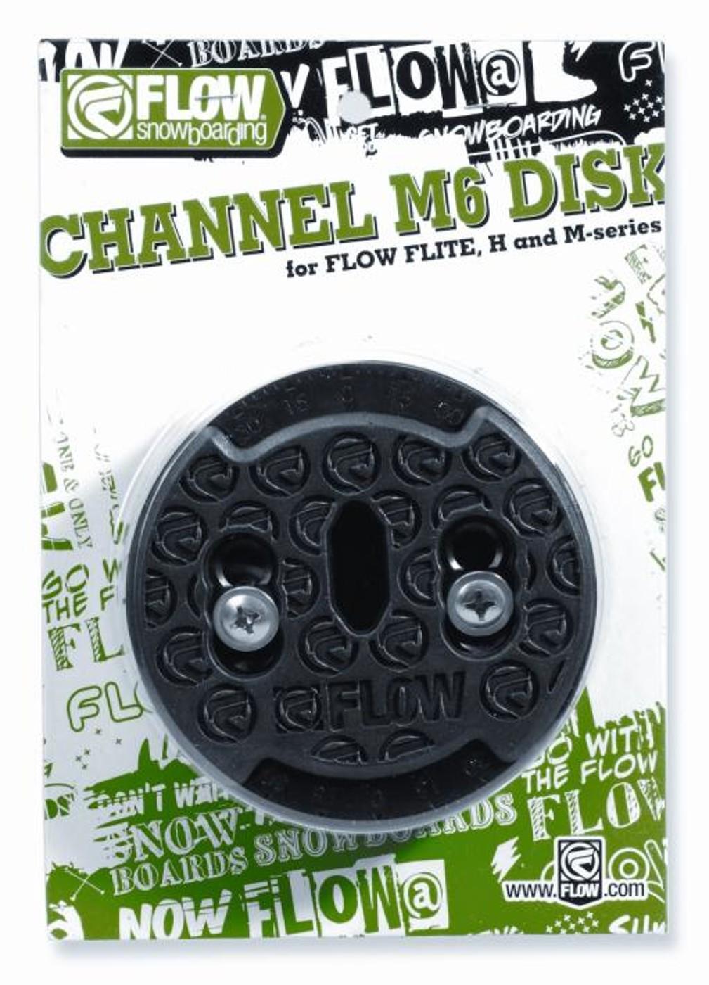 FLOW Ersatzdisc Channel M6