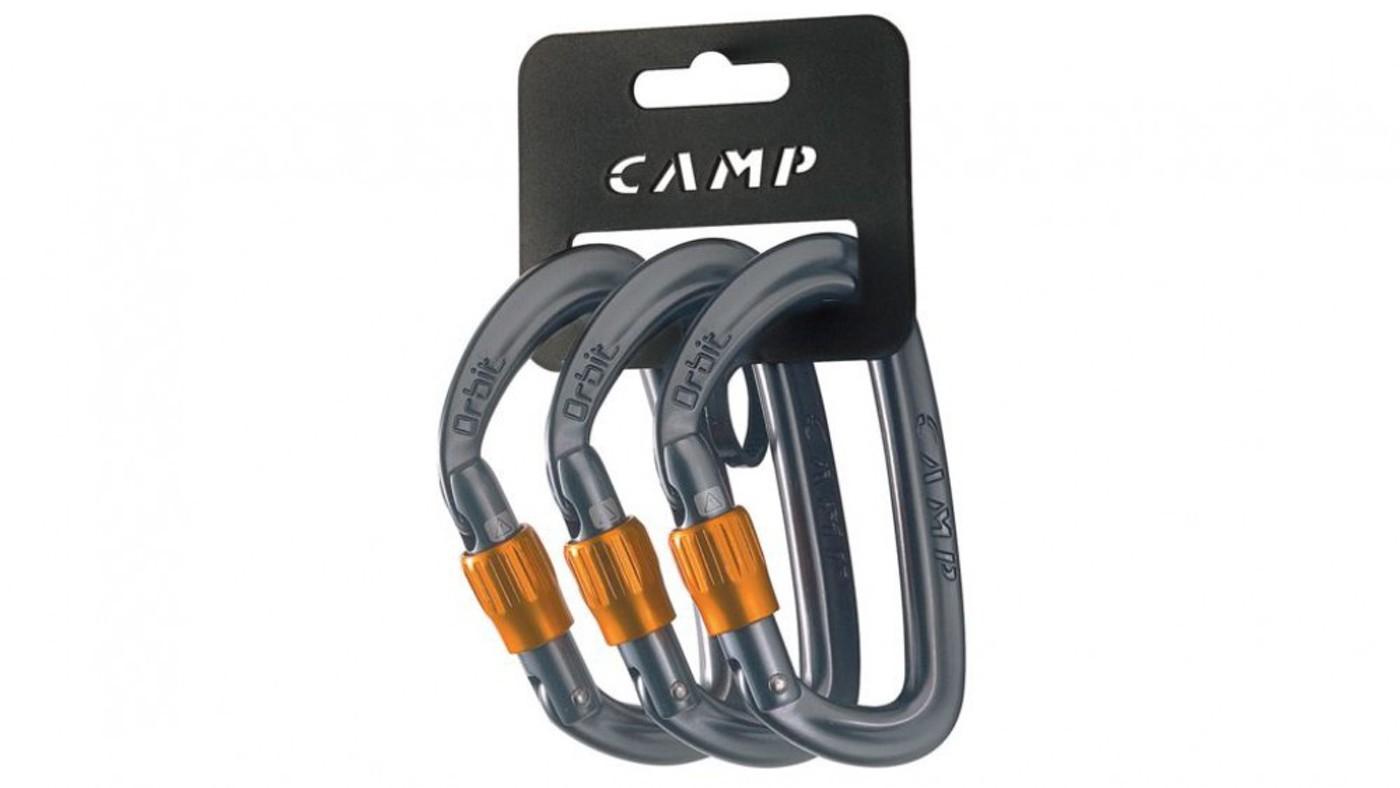 CAMP SET 3 ORBIT LOCK