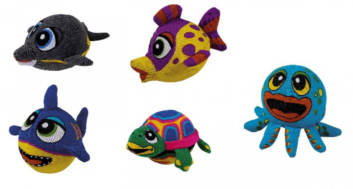 FASHY Kleine Schwimmtiere - Kinder