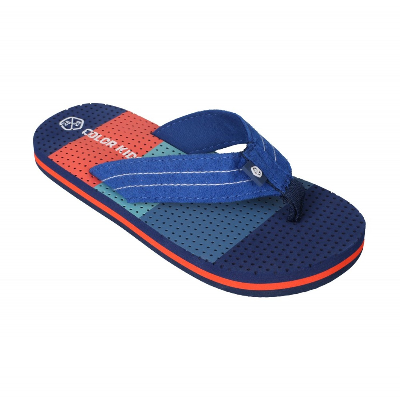 COLOR Easton flip flops - Kinder