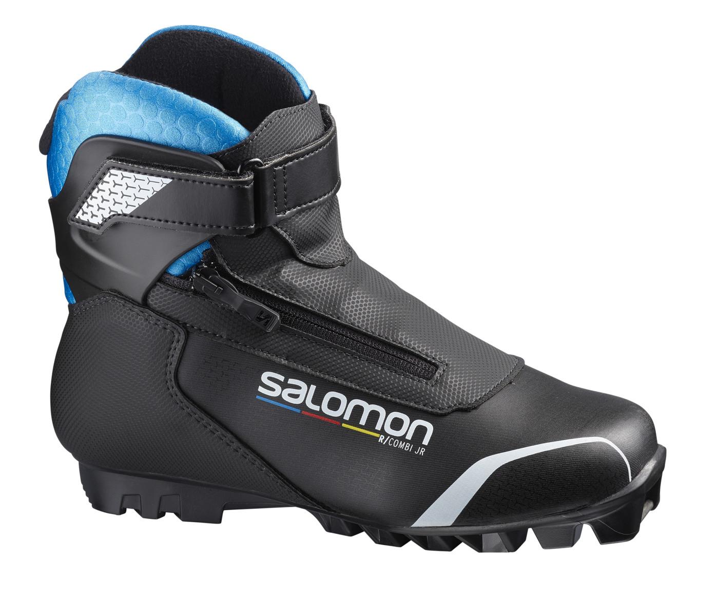 SALOMON XC SHOES R/COMBI PILOT - Kinder