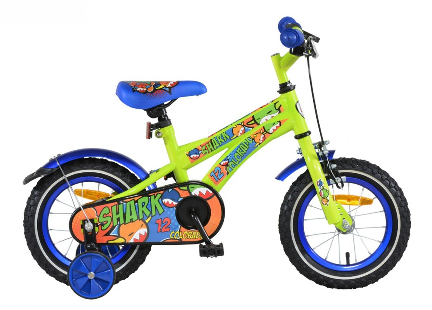 HIGH COLORADO Kinderfahrrad SHARK 12""