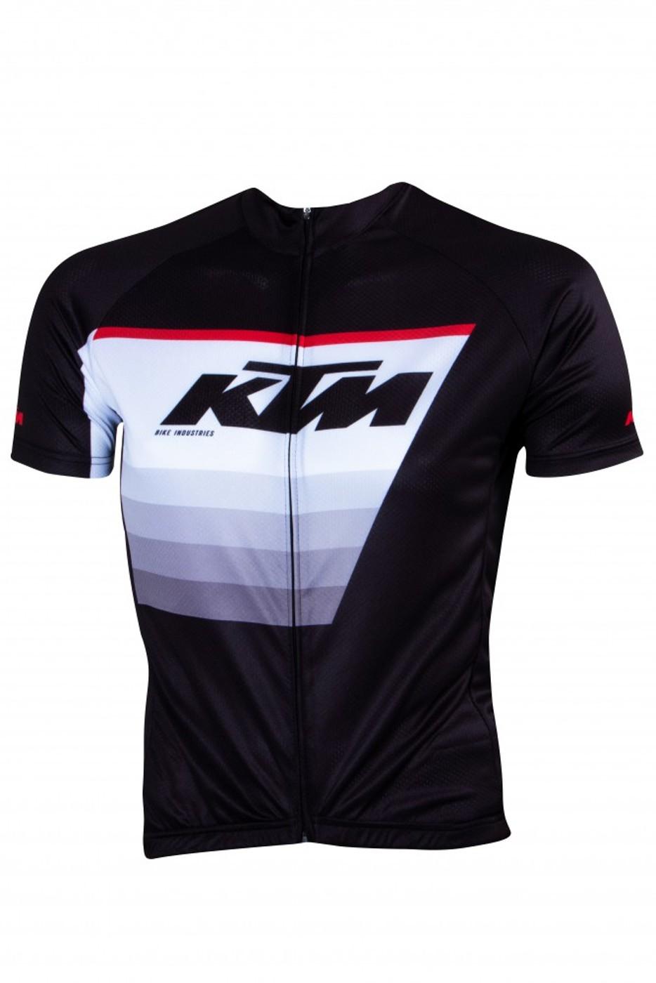 KTM Factory Line Race Jersey short - Herren