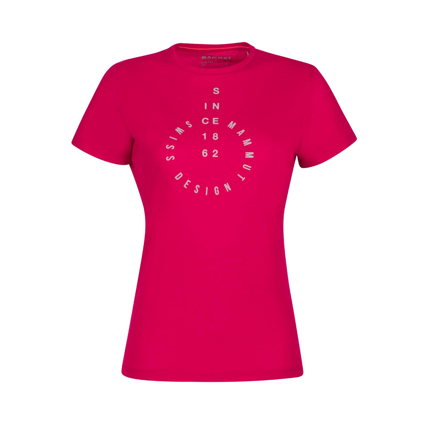 MAMMUT Seile T-Shirt - Damen