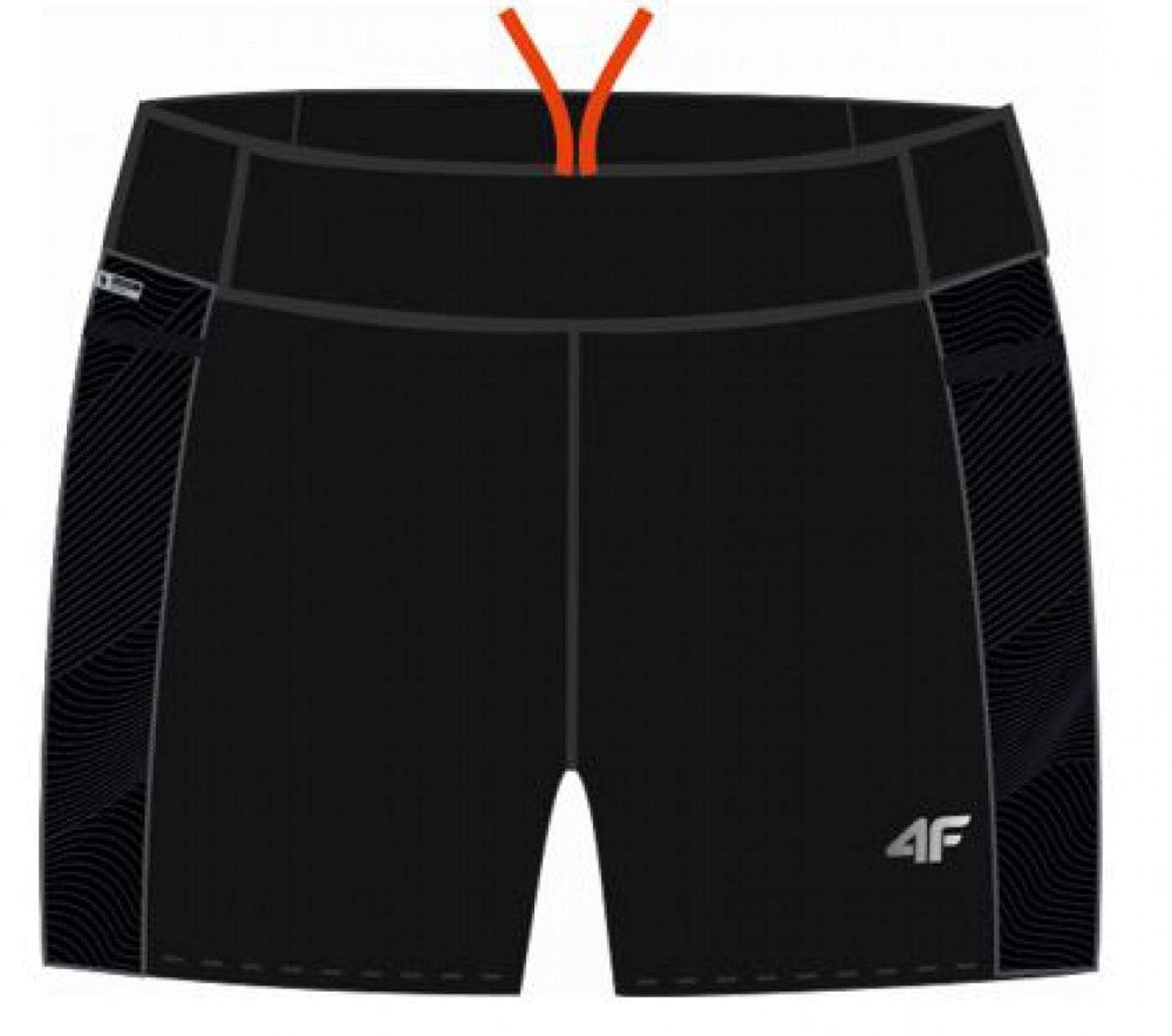 4F Short Tight - Damen