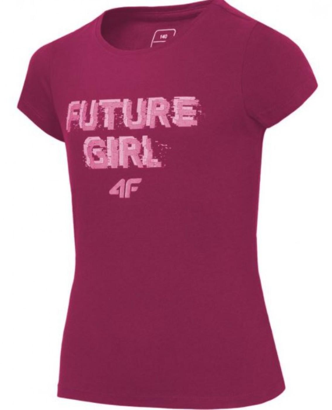 4F Girls T-Shirt Future - Kinder