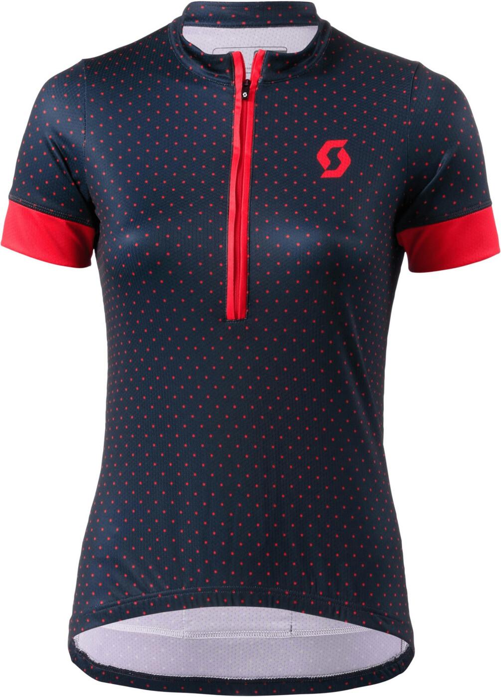 BIKE-TRIKOT SCO Shirt W's Endurance 30 s/sl Scott - Damen