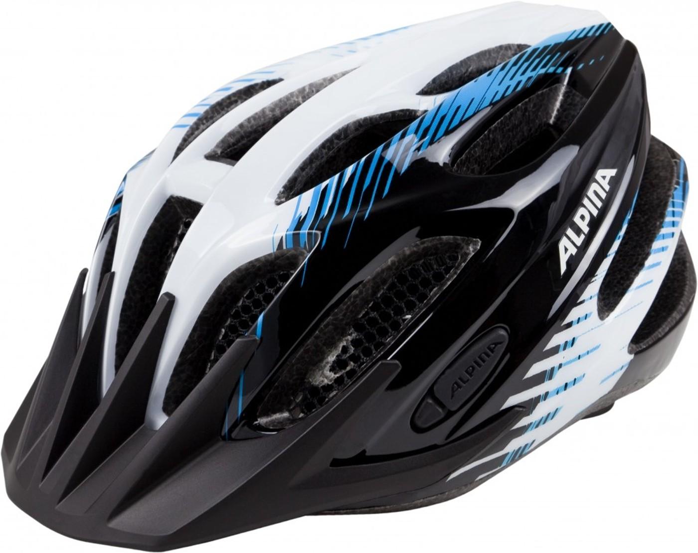 ALPINA Bikehelm TOUR 2.0