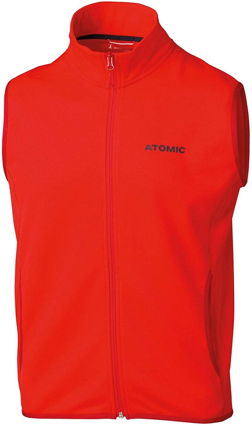 ATOMIC ALPS VEST Bright Red - Herren