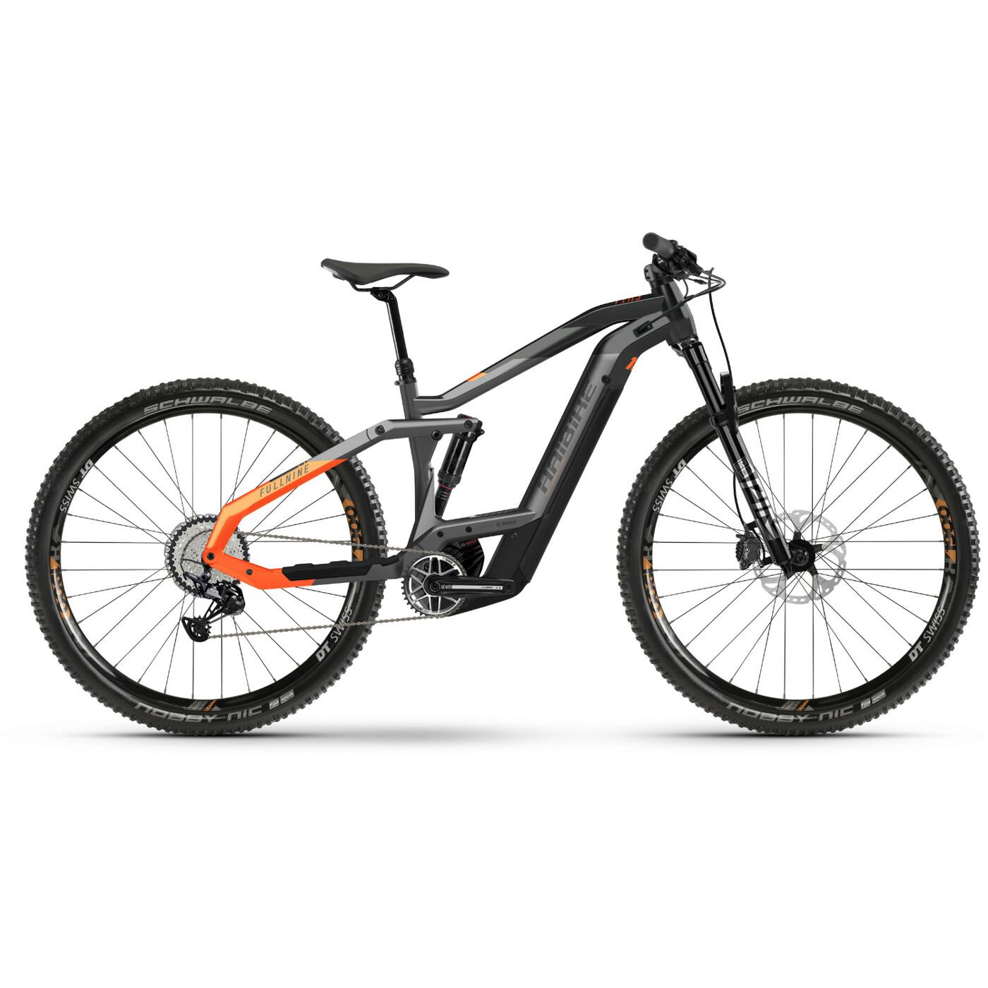 E-Bike FullNine 10 625WH 12-G XT Bosch Haibike