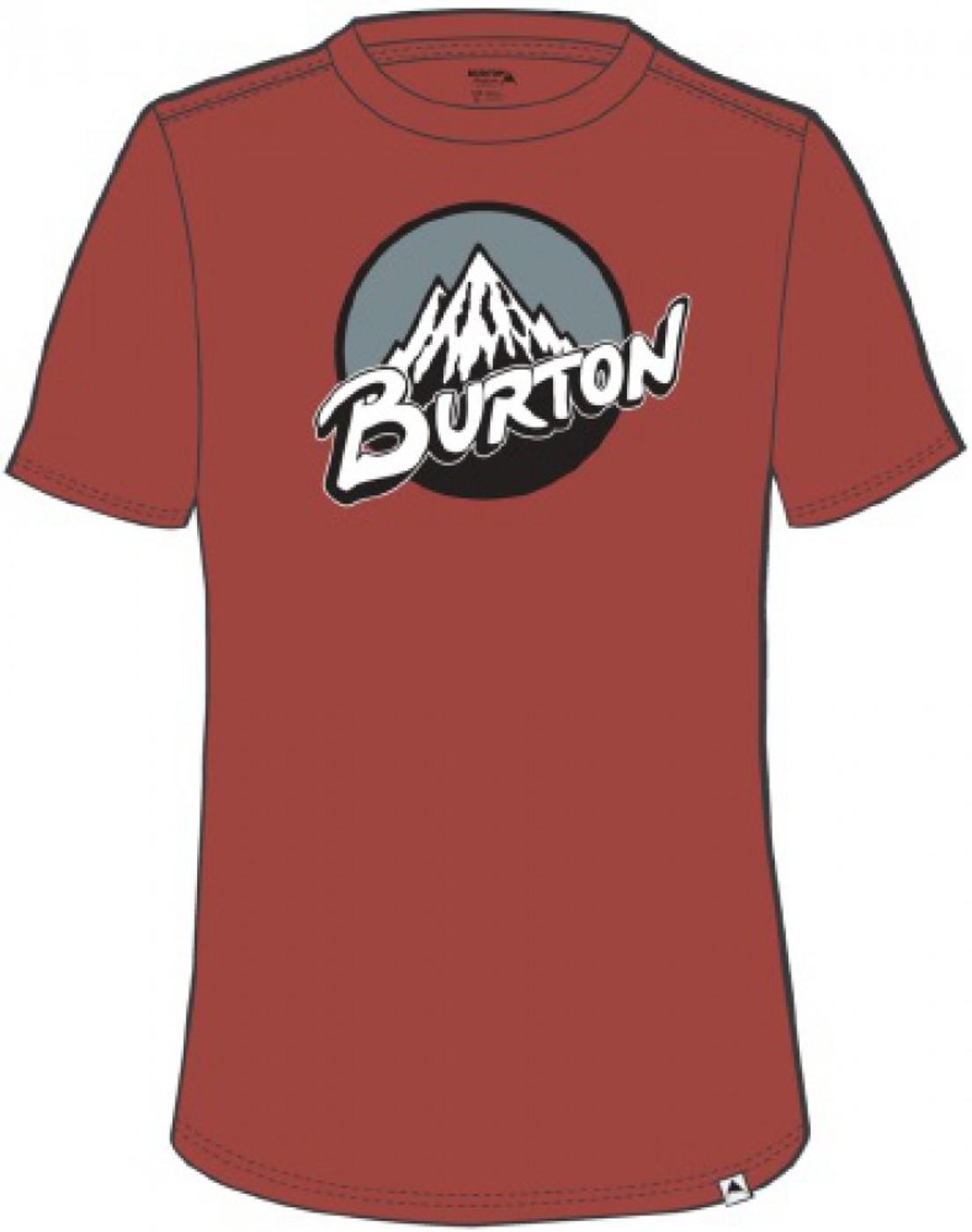 BURTON MB RETRO MTN SS - Herren