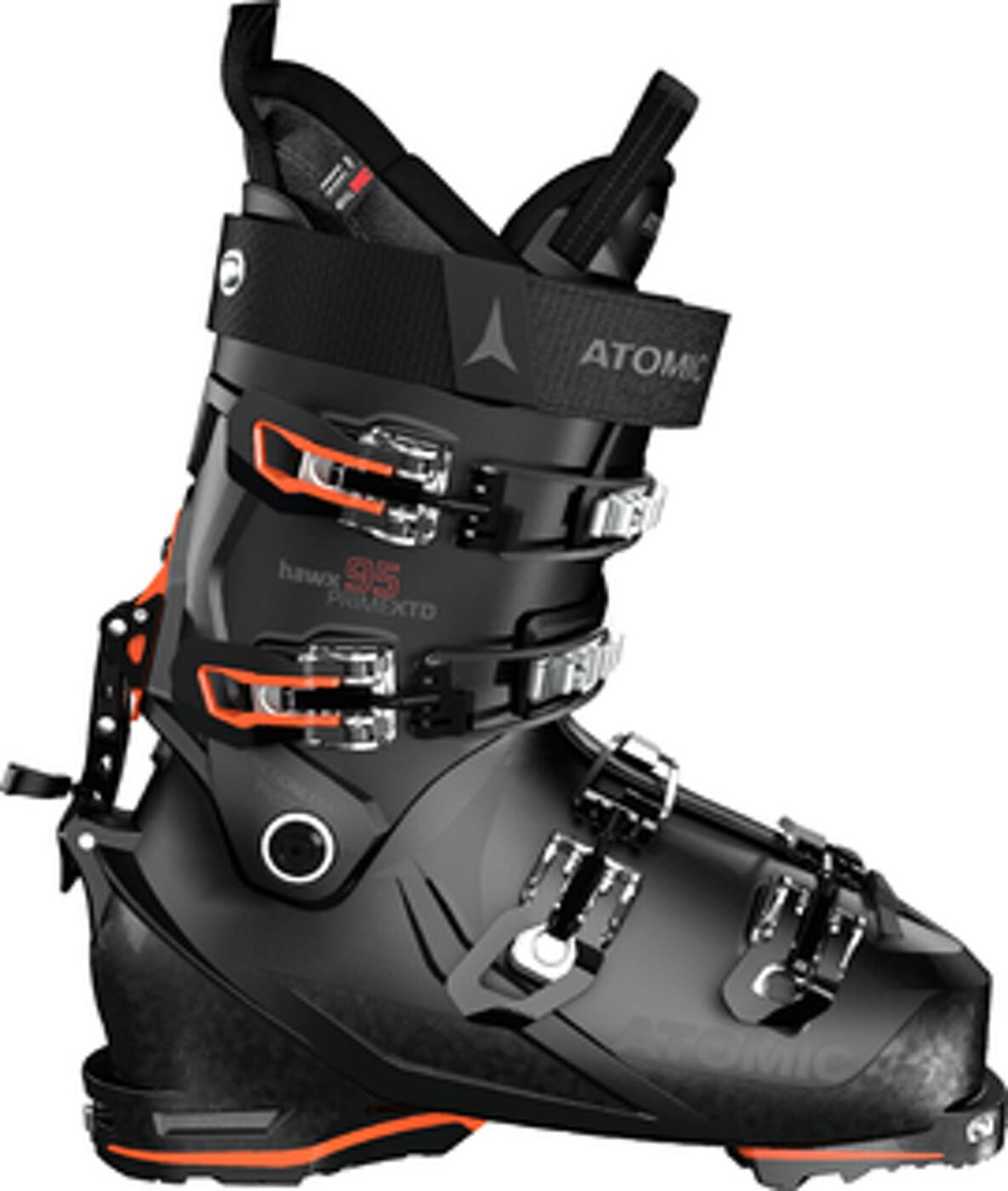 ATOMIC HAWX PRIME XTD 95 W TECH GW Black/Coral - Damen