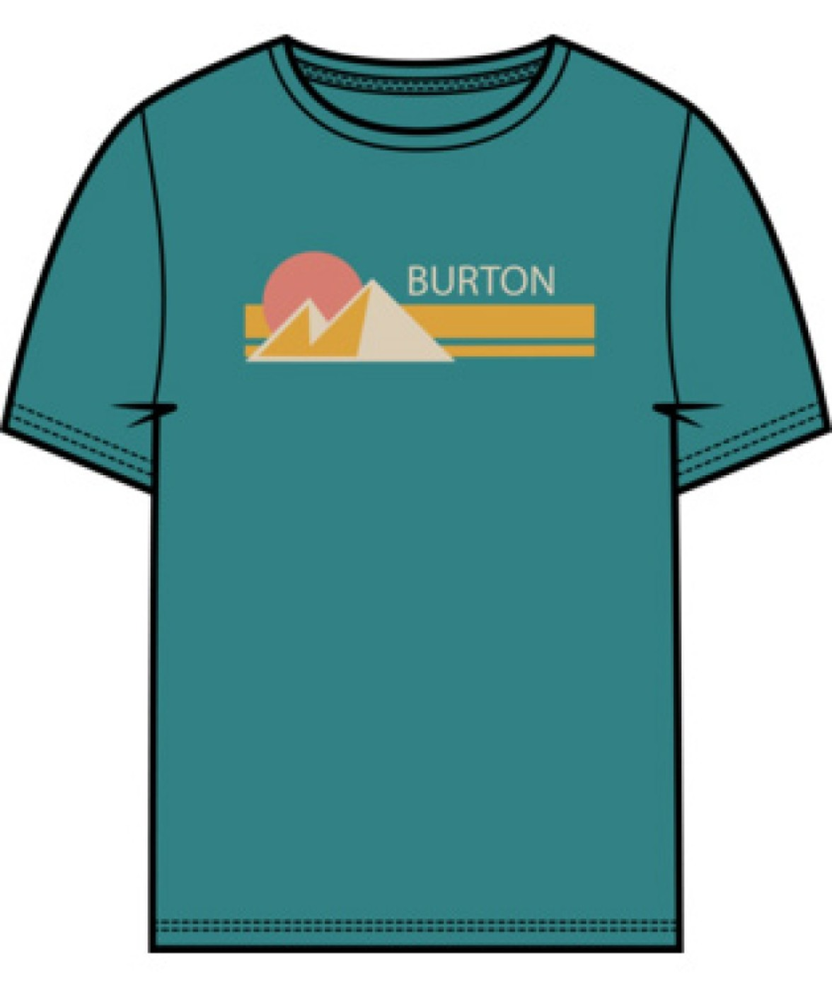BURTON Ashmore SS T-Shirt - Damen