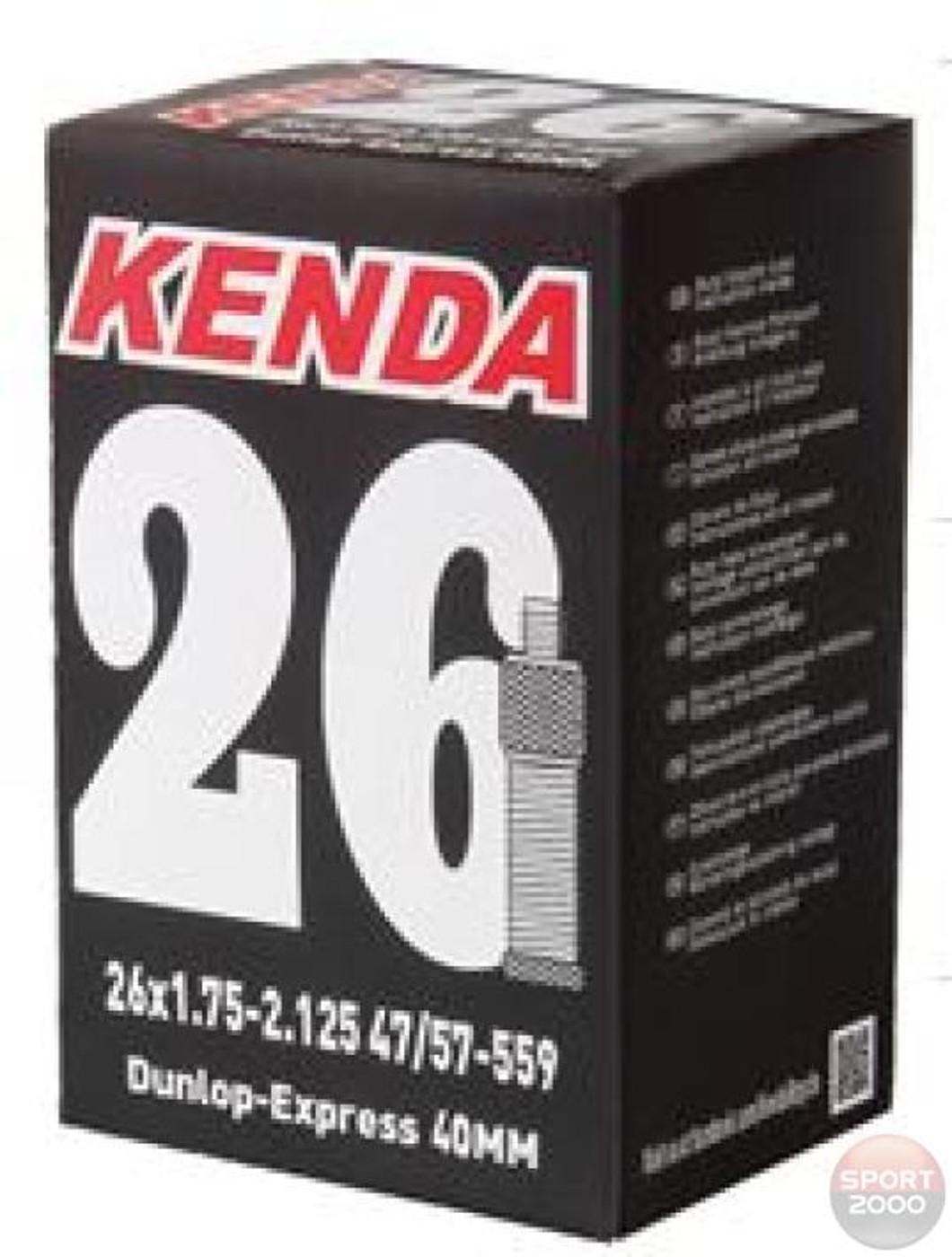 """KENDA Schlauch 12""""1.2x1.75-2.1/4 A/V"""