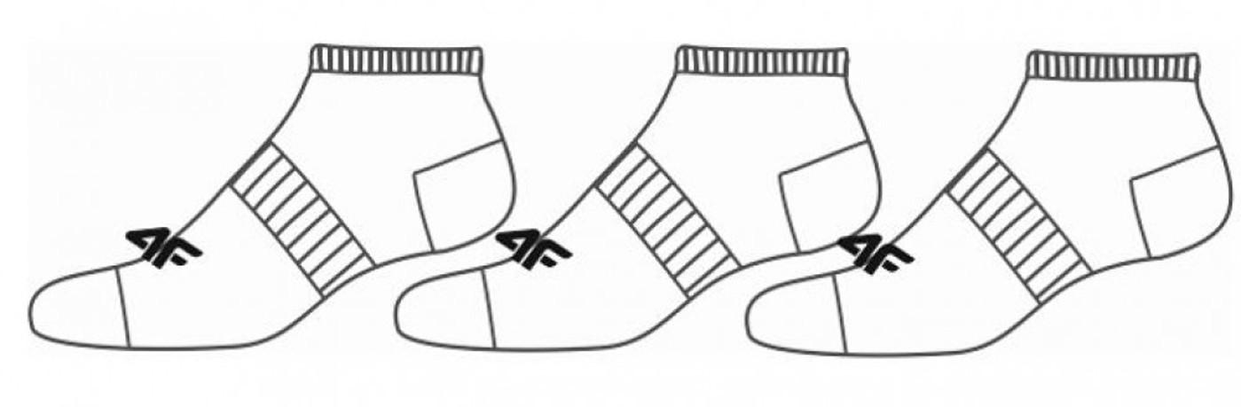 4F Socken - Herren