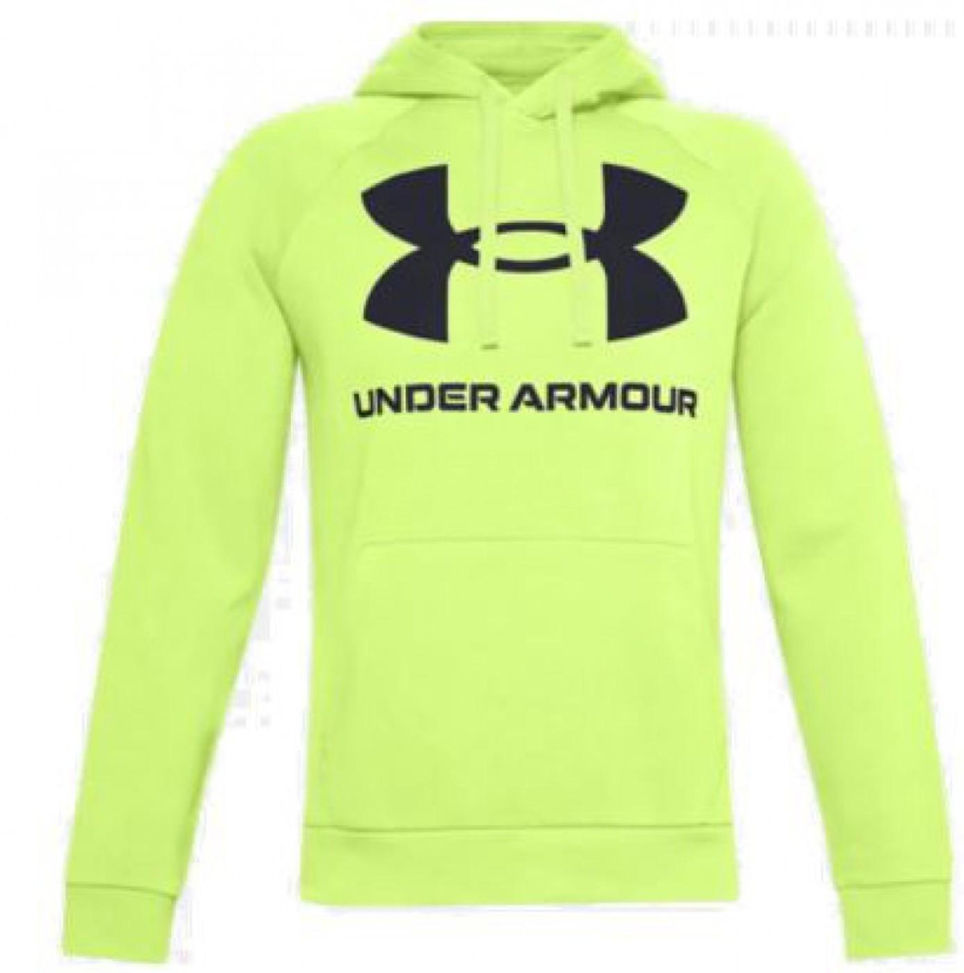 UNDER ARMOUR UA Rival Fleece Big Logo HD - Herren