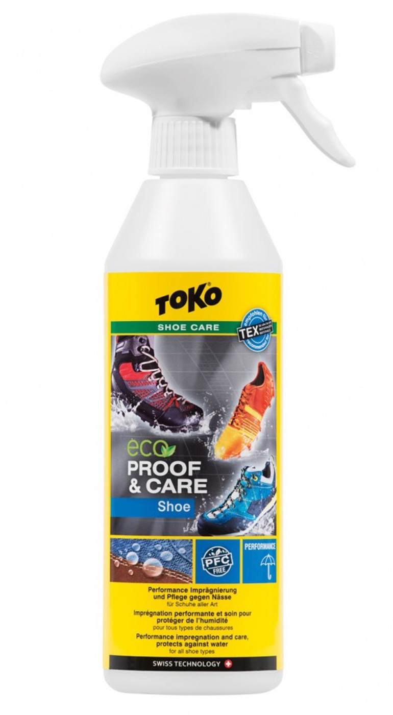 Eco TEXTILE PROOF 500ml TOKO