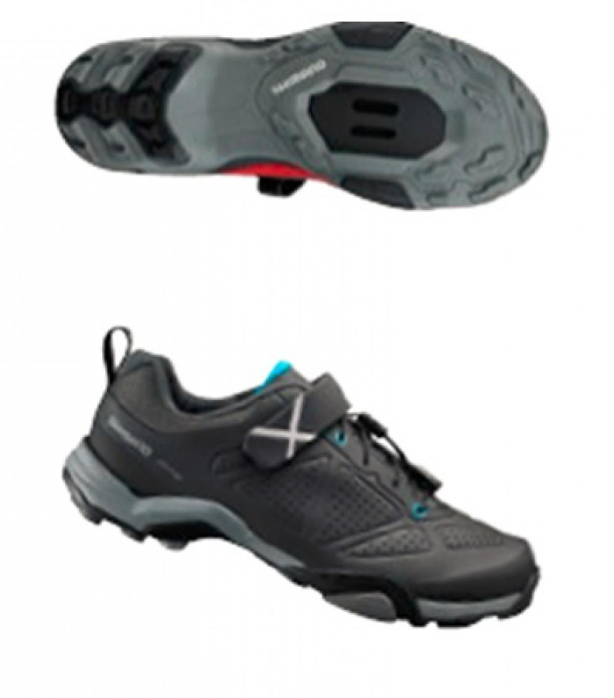 SHIMANO MTB-Schuh SHMT5L - Herren