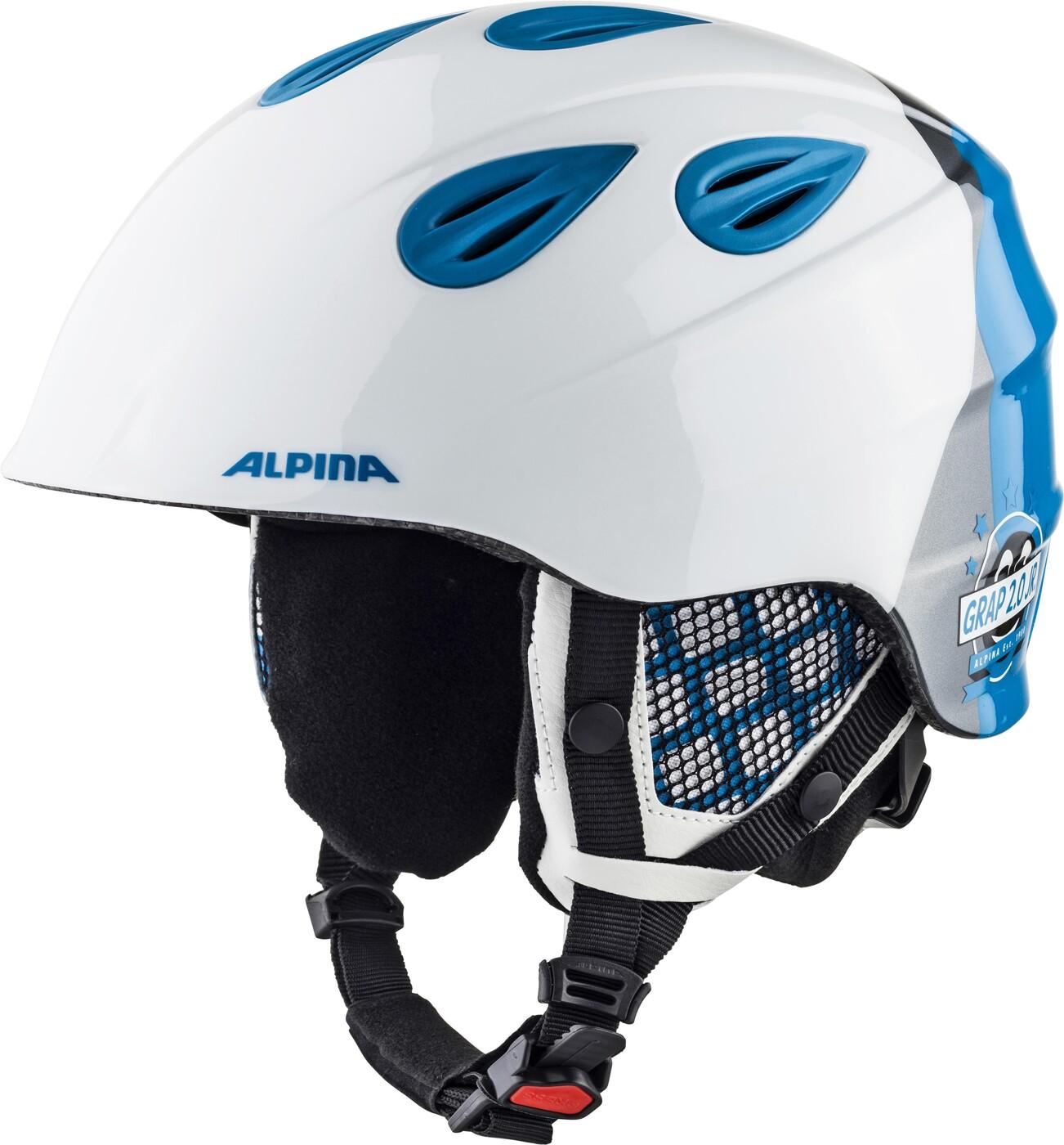 Helm Grap 2.0 Jr.  54-57 ALPINA