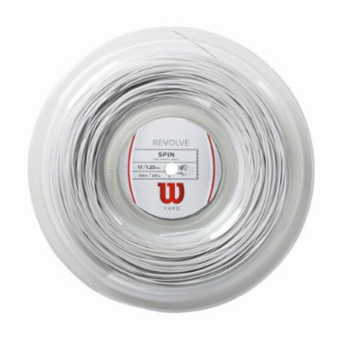 Tennissaite Revolve 17 White Reel Wilson