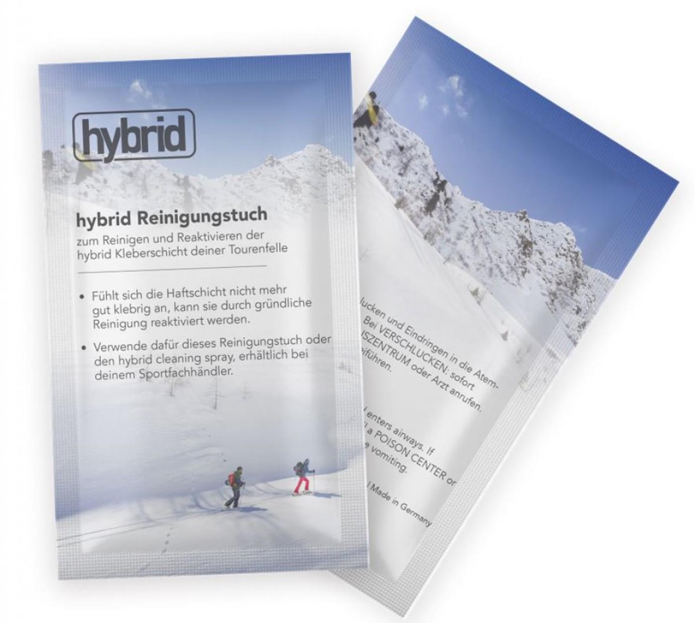 CONTOUR hybrid Reinigungstuch