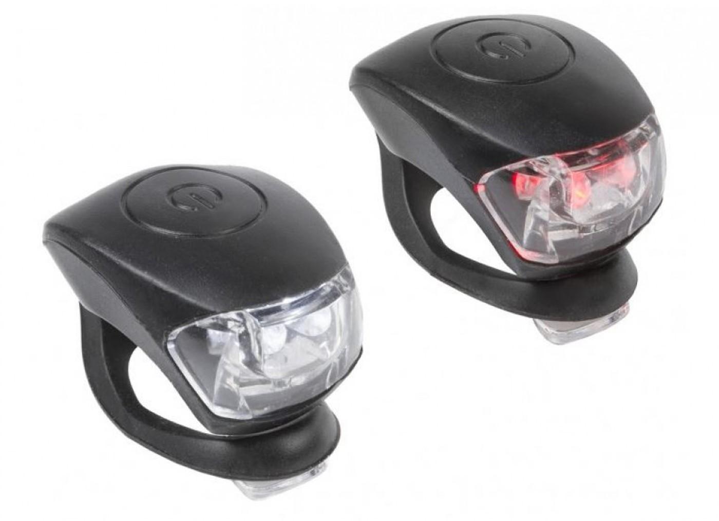 Mini-Batterielicht-Set M-WAVE