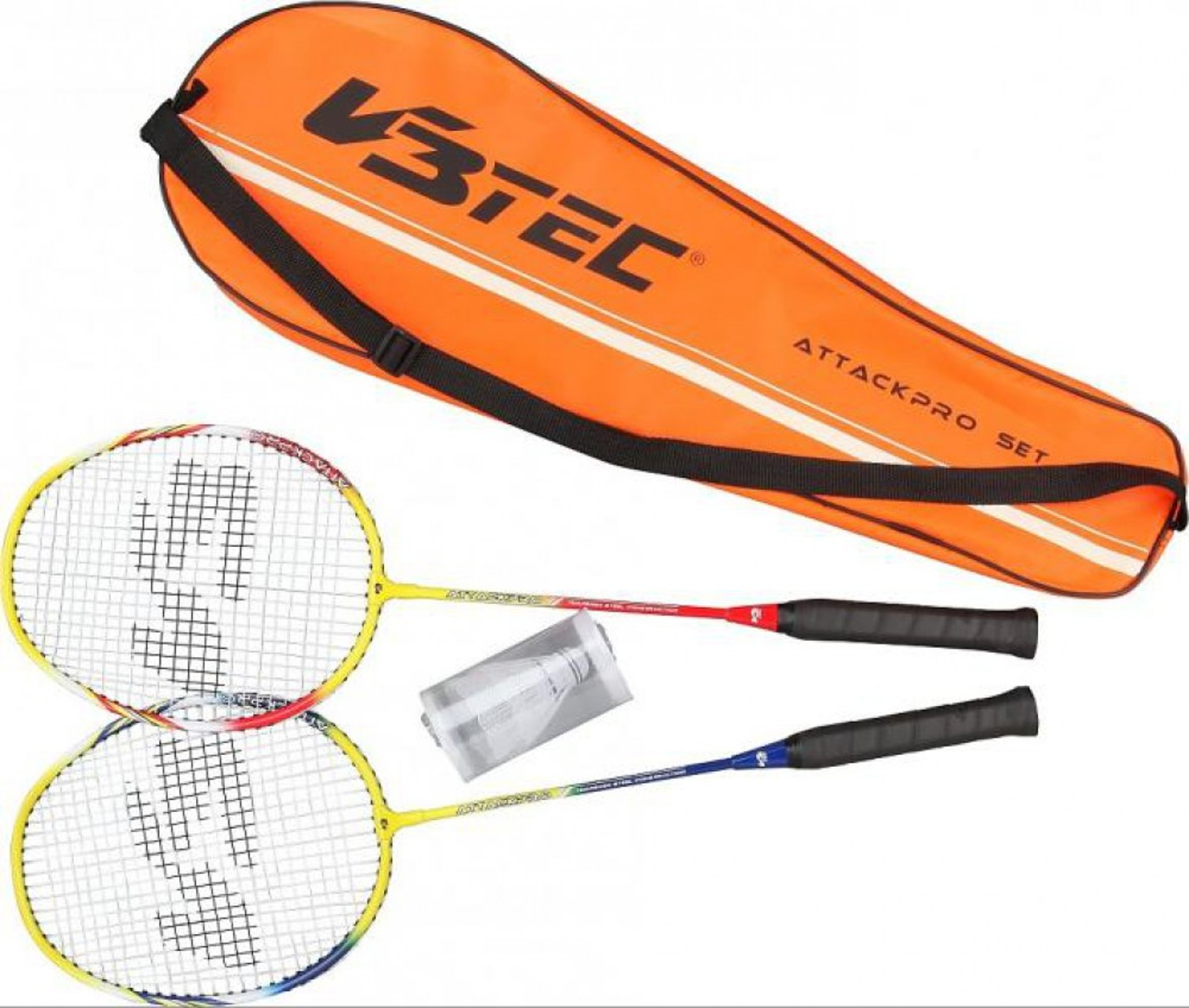 V3TEC Badmintonset ATTACK PRO