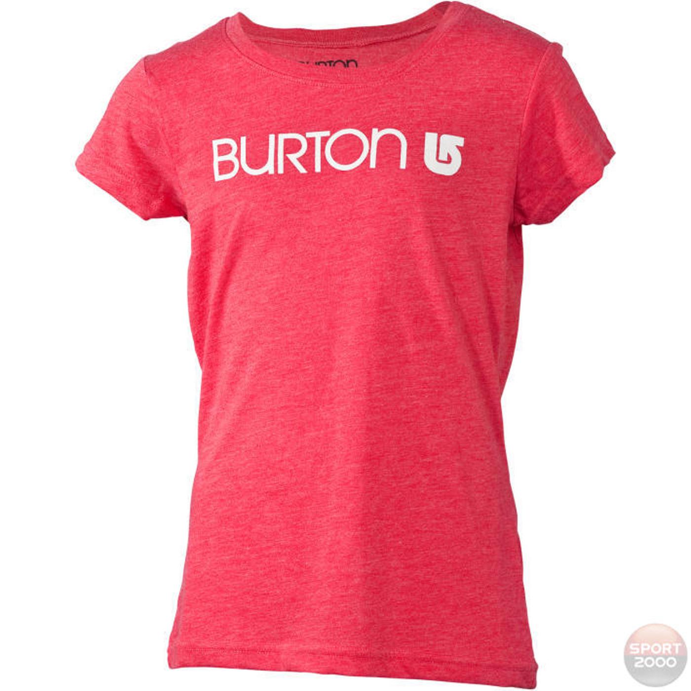 BURTON Shirt HER LOGO Md. - Kinder