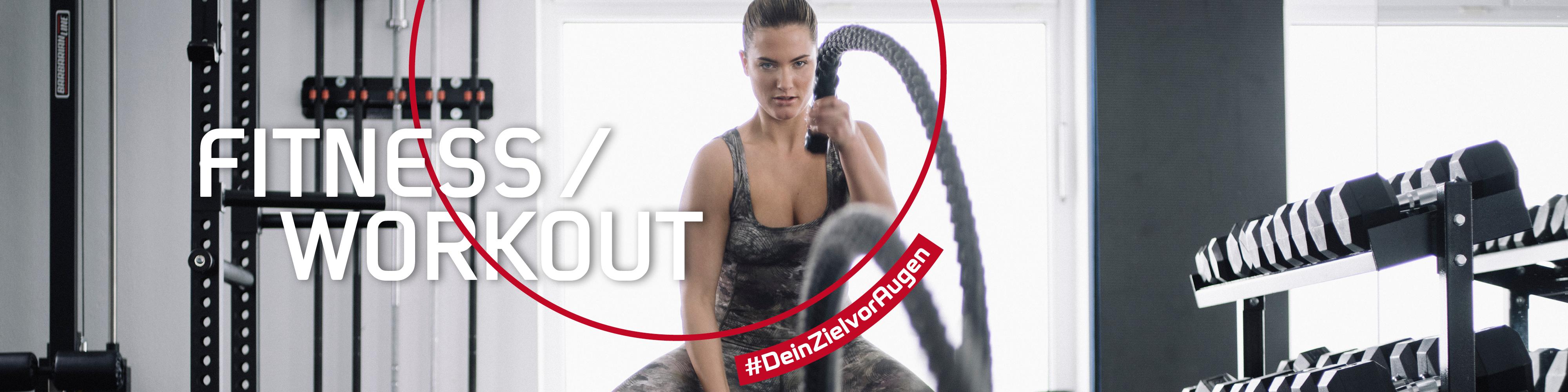 Fitness-Workout-Kategorie