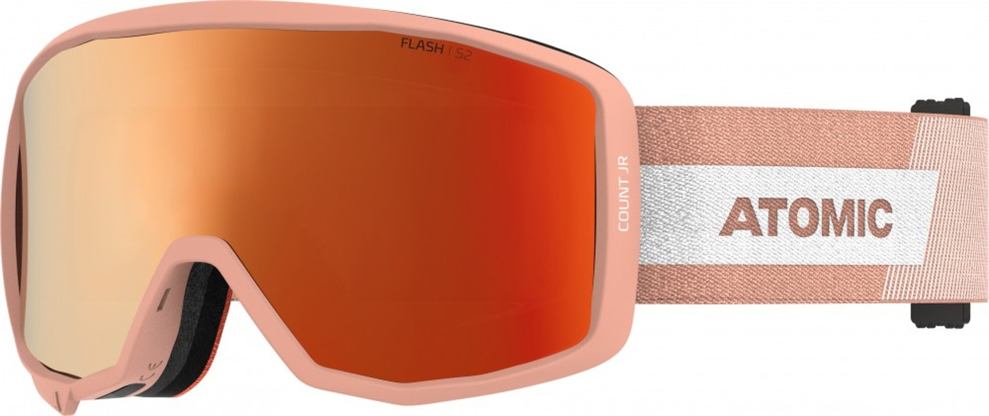 ATOMIC Skibrille COUNT JR CYLINDRICAL