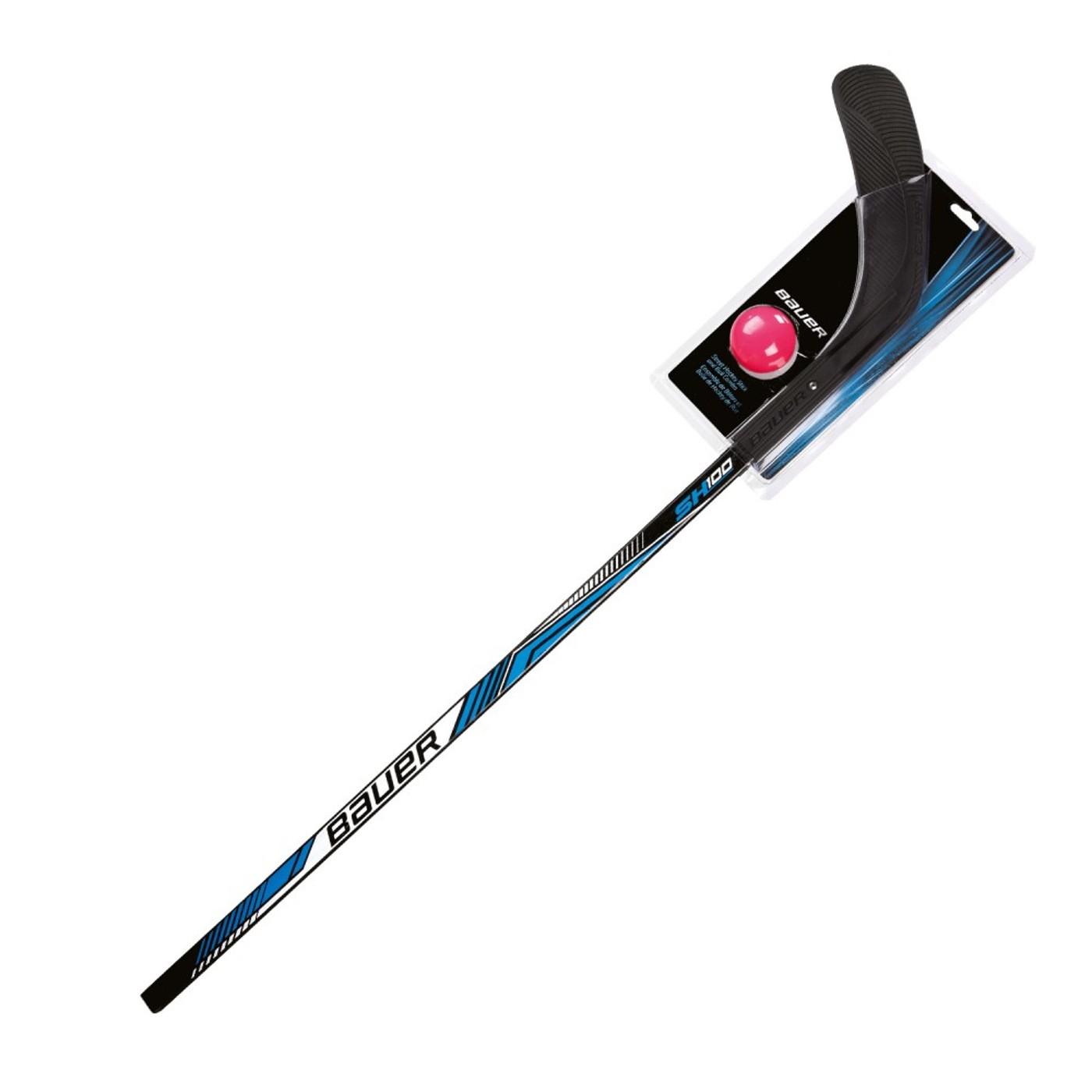 BAUER Streethockey Schläger + Ball
