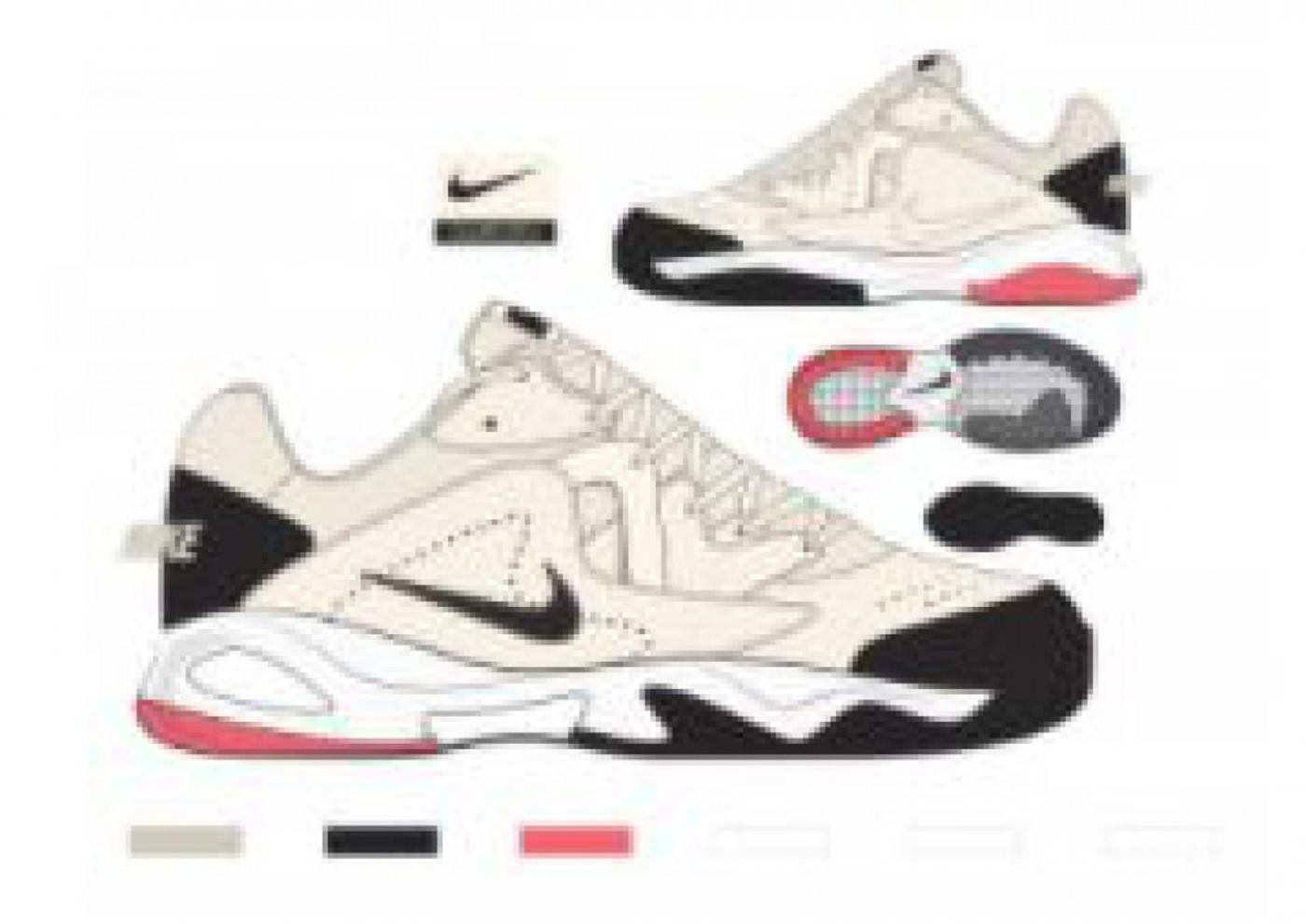 NikeCourt Lite 2 Clay Te - Herren