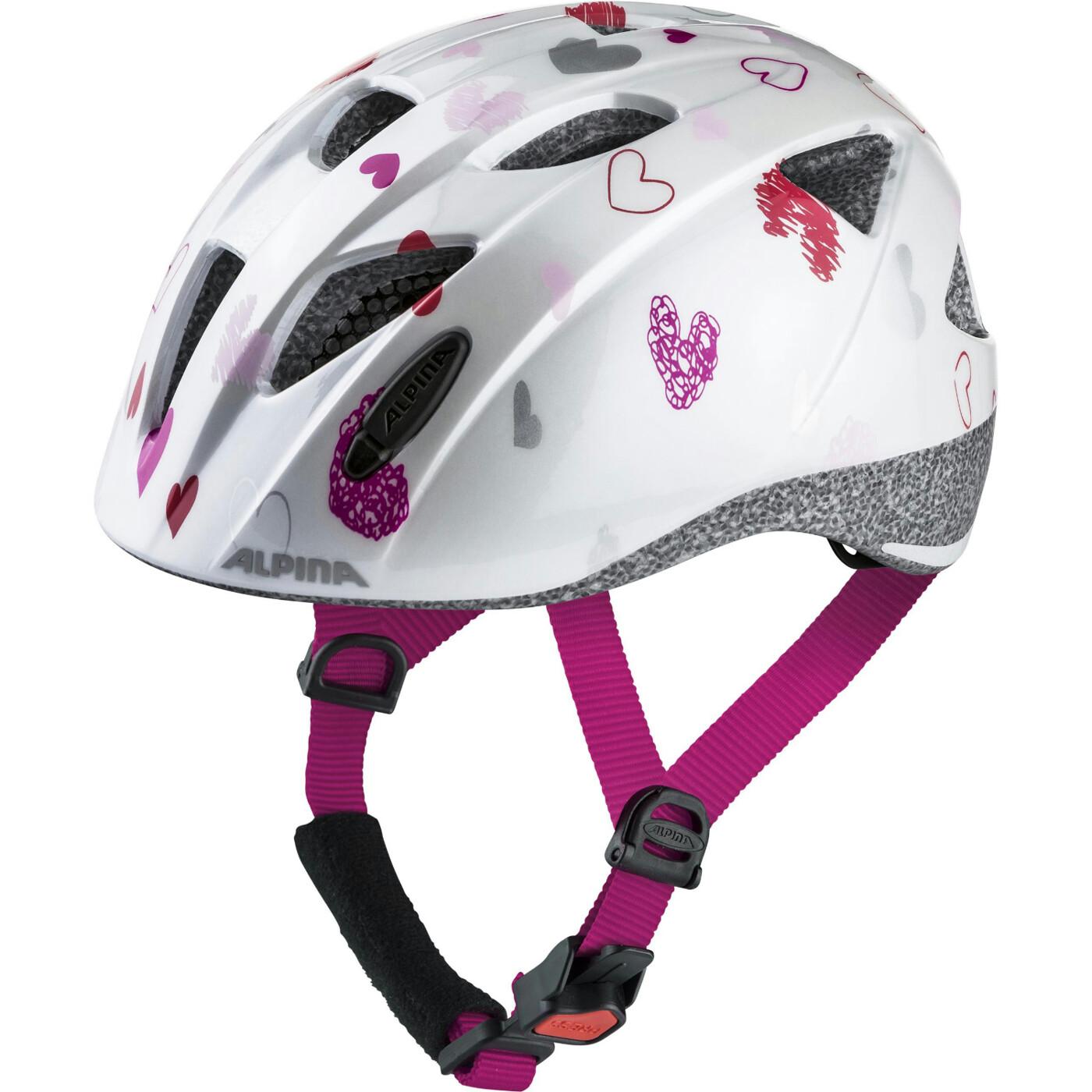 Bikehelm Ximo Kid Alpina - Kinder