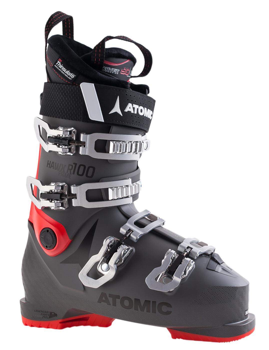 Skischuh HAWX PRIME R100 Anthracite/Red Atomic - Herren