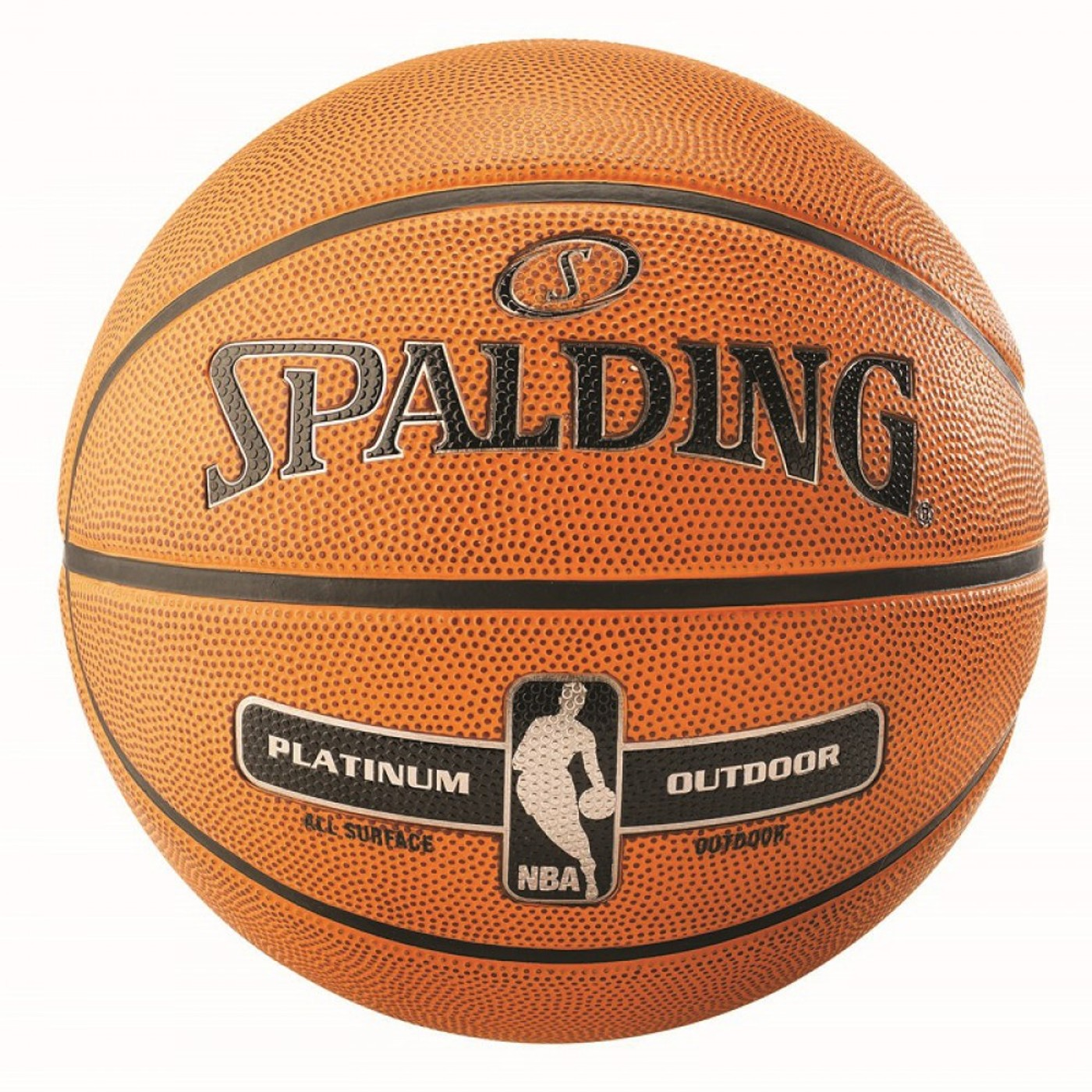 SPALDING NBA PLATINUM OUTDOOR SZ. 7