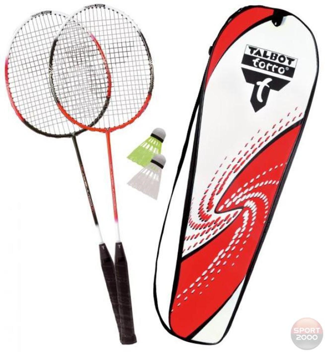 TALBOT TORRO Badmintonset 2 COMBAT