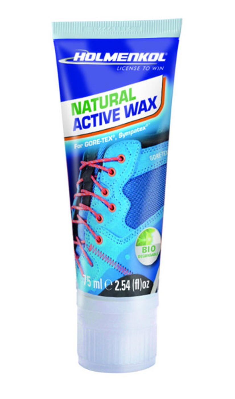 HOLMENKOL Natural Active Wax