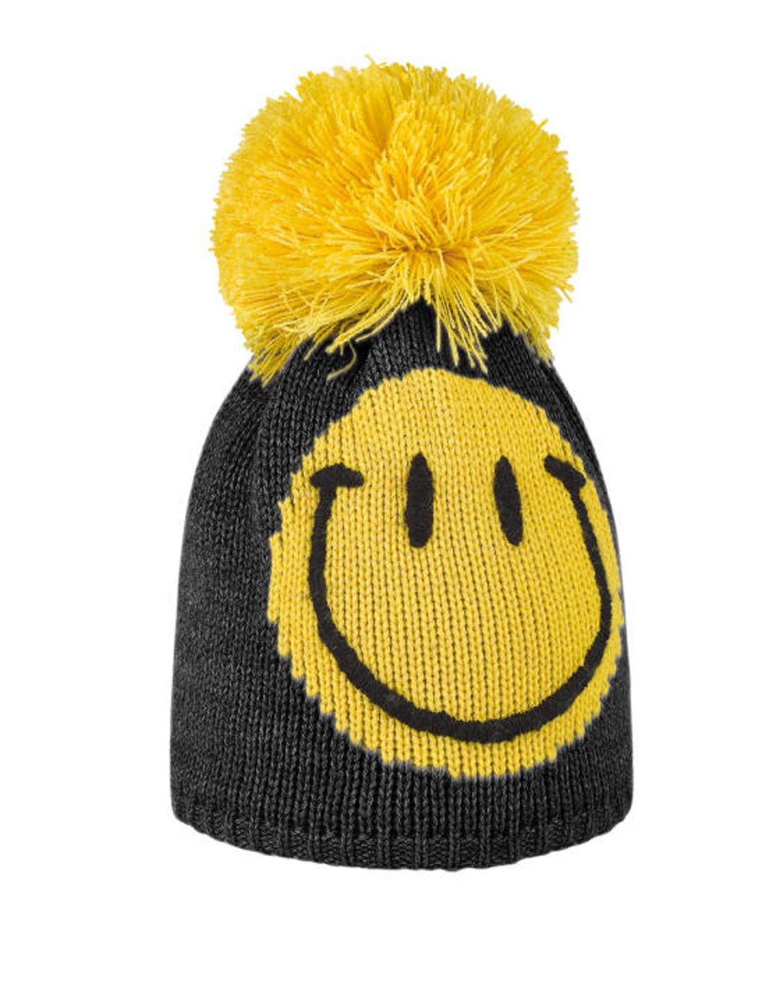 BREKKA Mütze SMILE PON - Damen