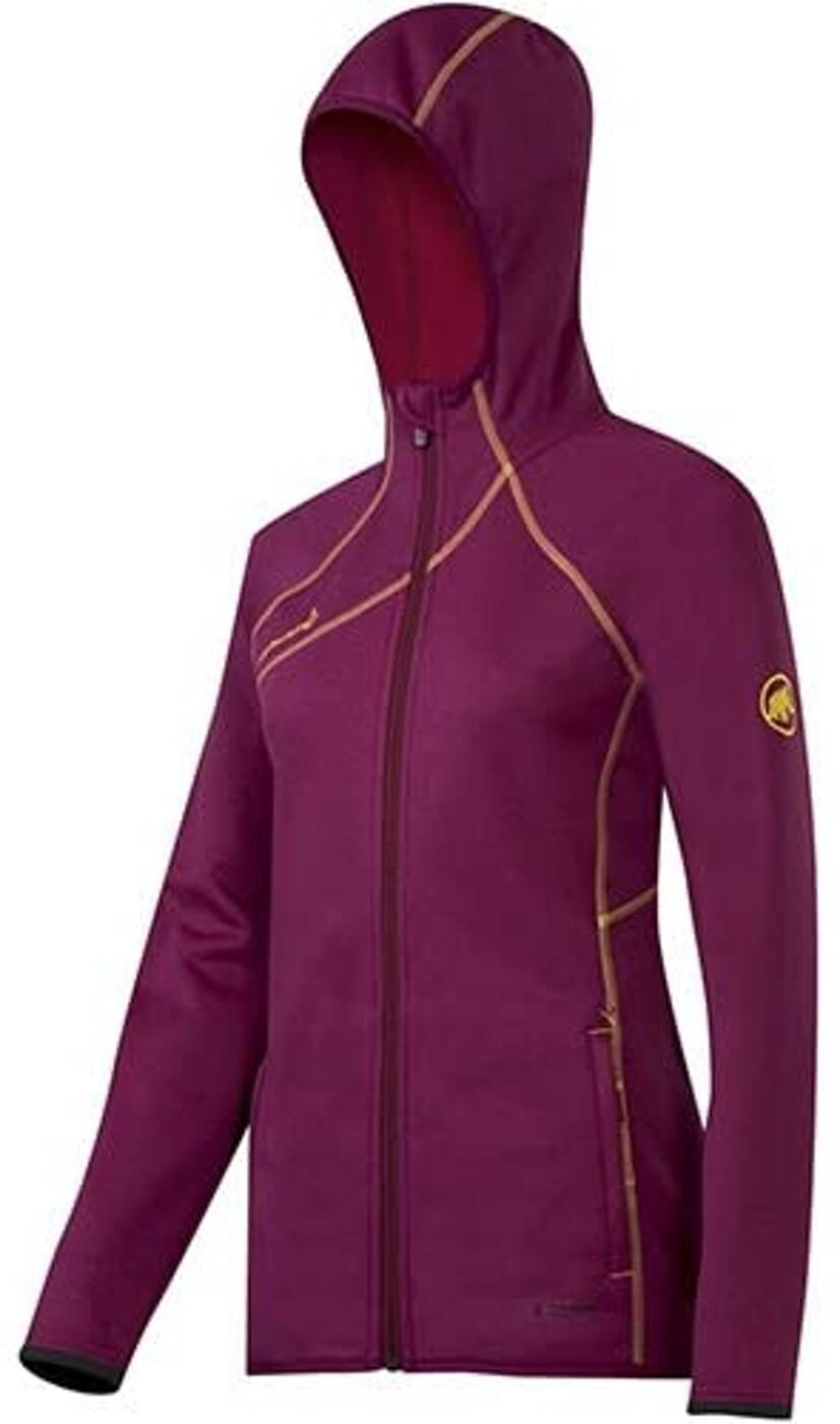 MAMMUT Get Away Hooded Jacket - Damen