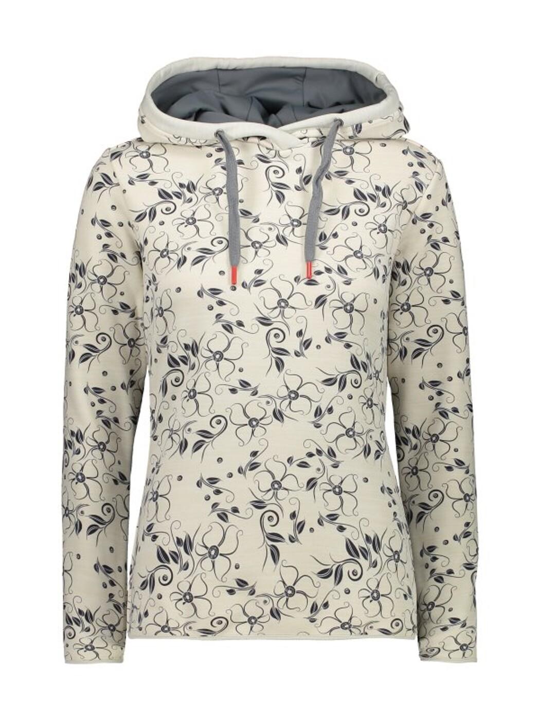 CAMPAGNOLO Pullover E SWEAT FIX HOOD CMP - Damen
