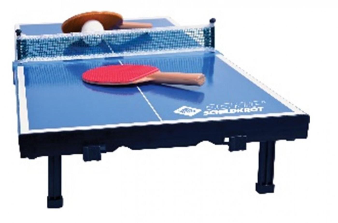 DONIC Mini Tischtennis Tisch-Set