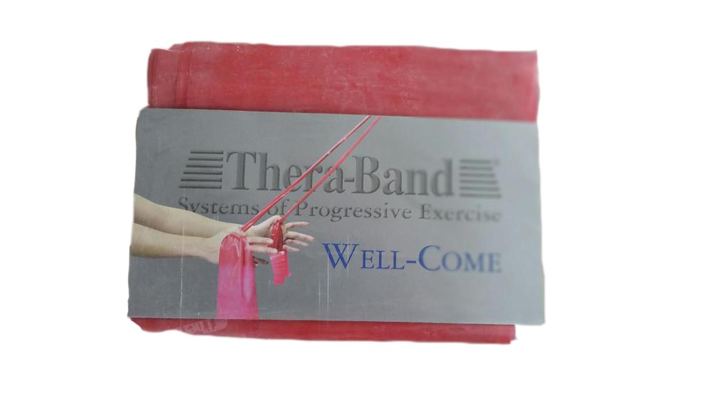 THERA-BAND 2,5m Theraband+Leoprello PE Be