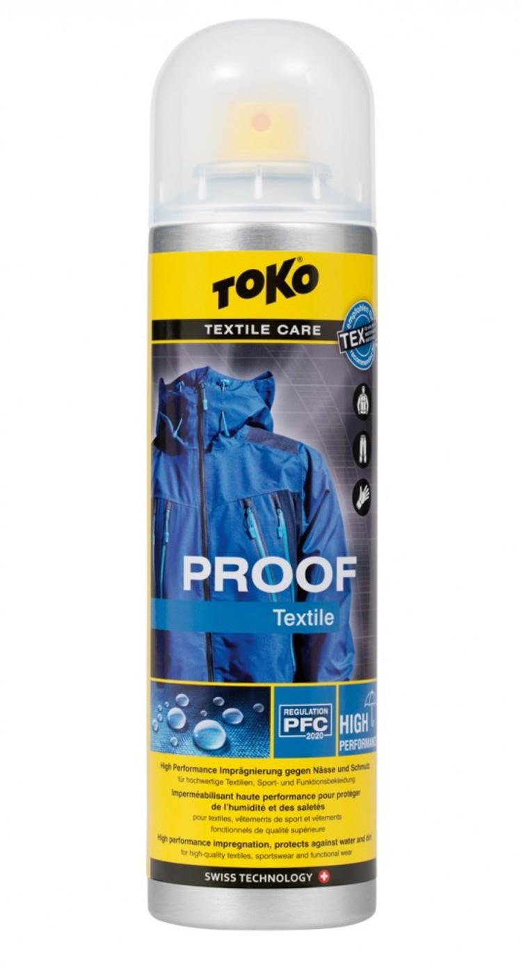 Textile Proof 250ML TOKO