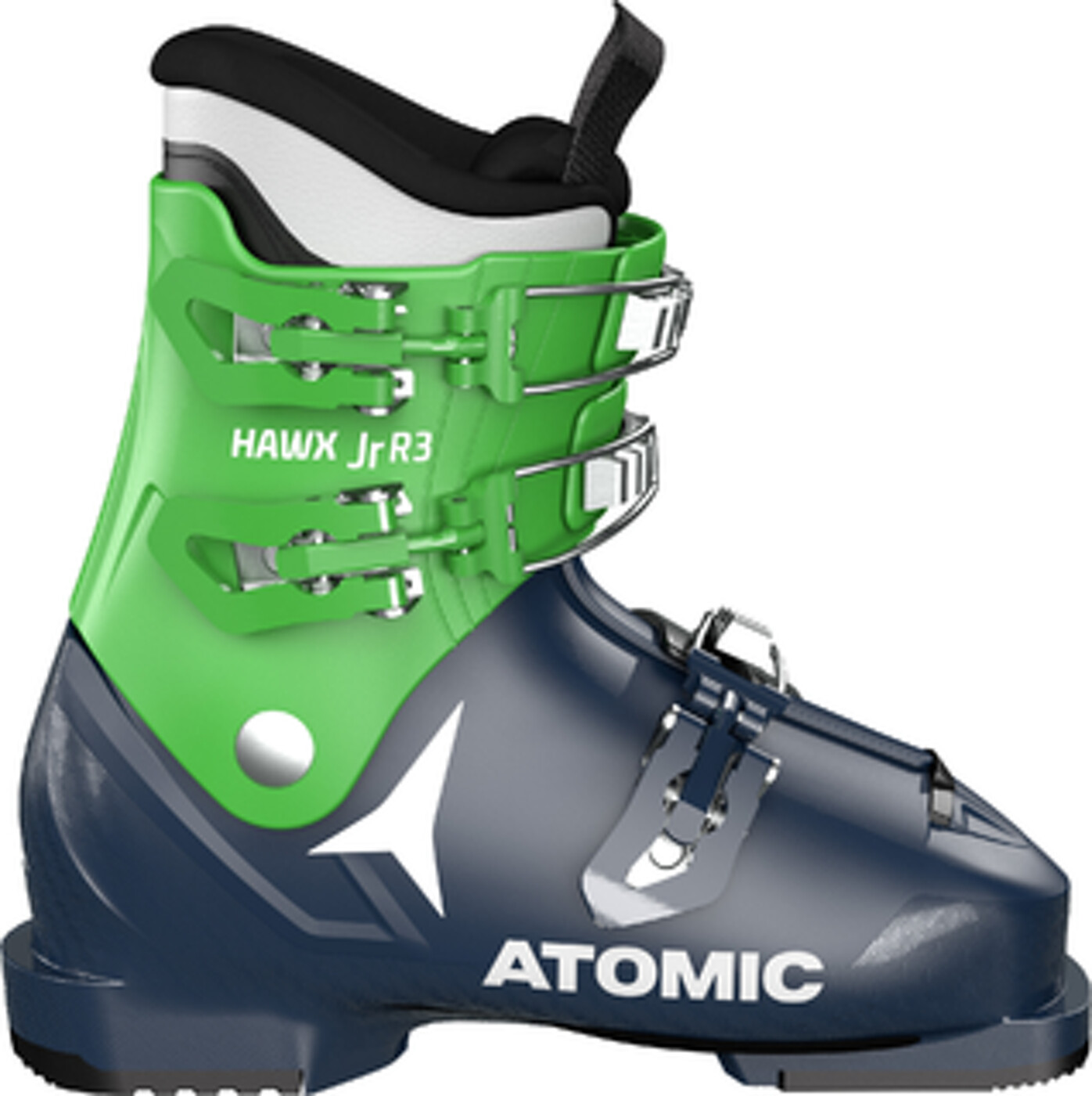 ATOMIC HAWX R3 Dark Blue/Green - Kinder