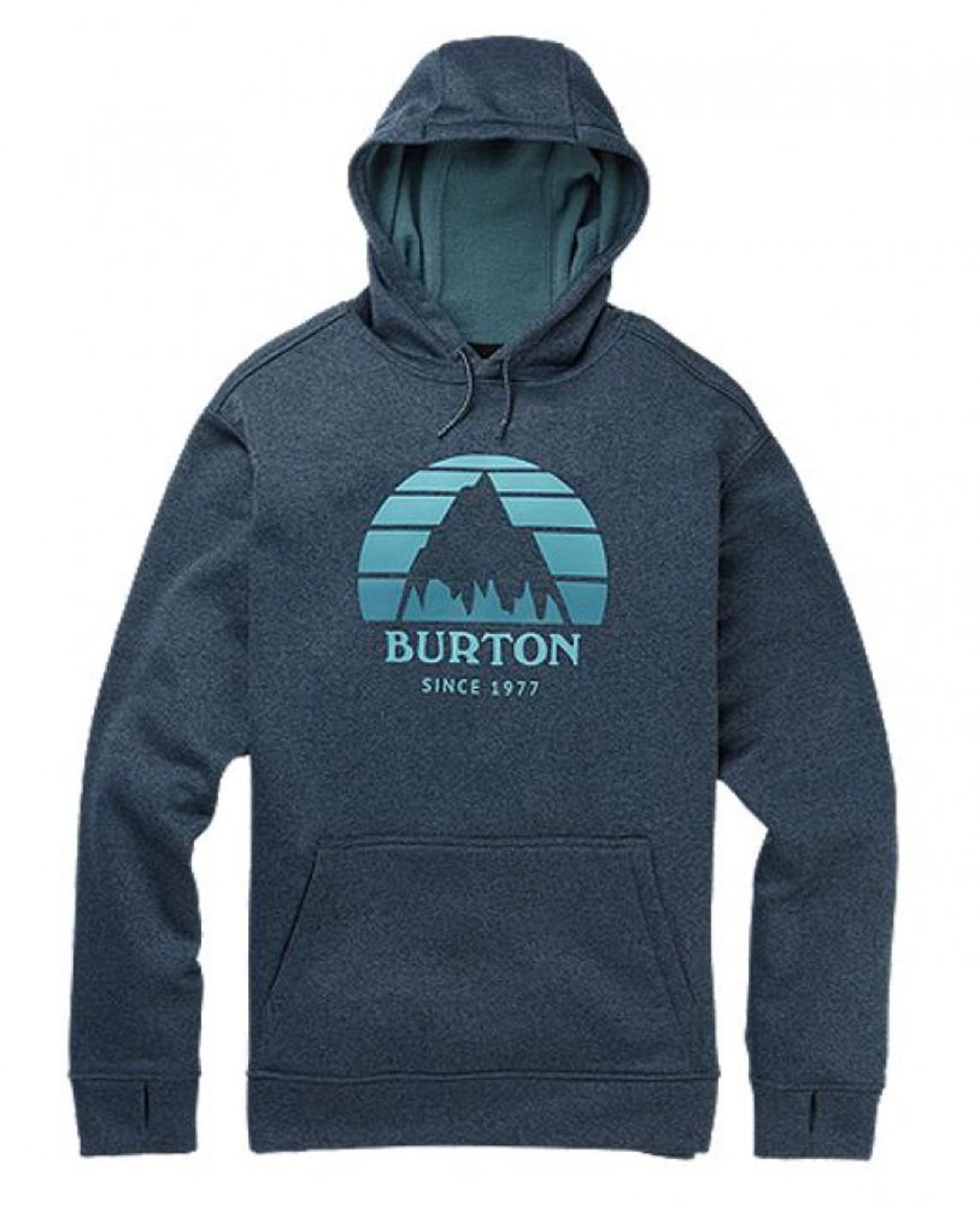 Oak Pullover BURTON - Herren