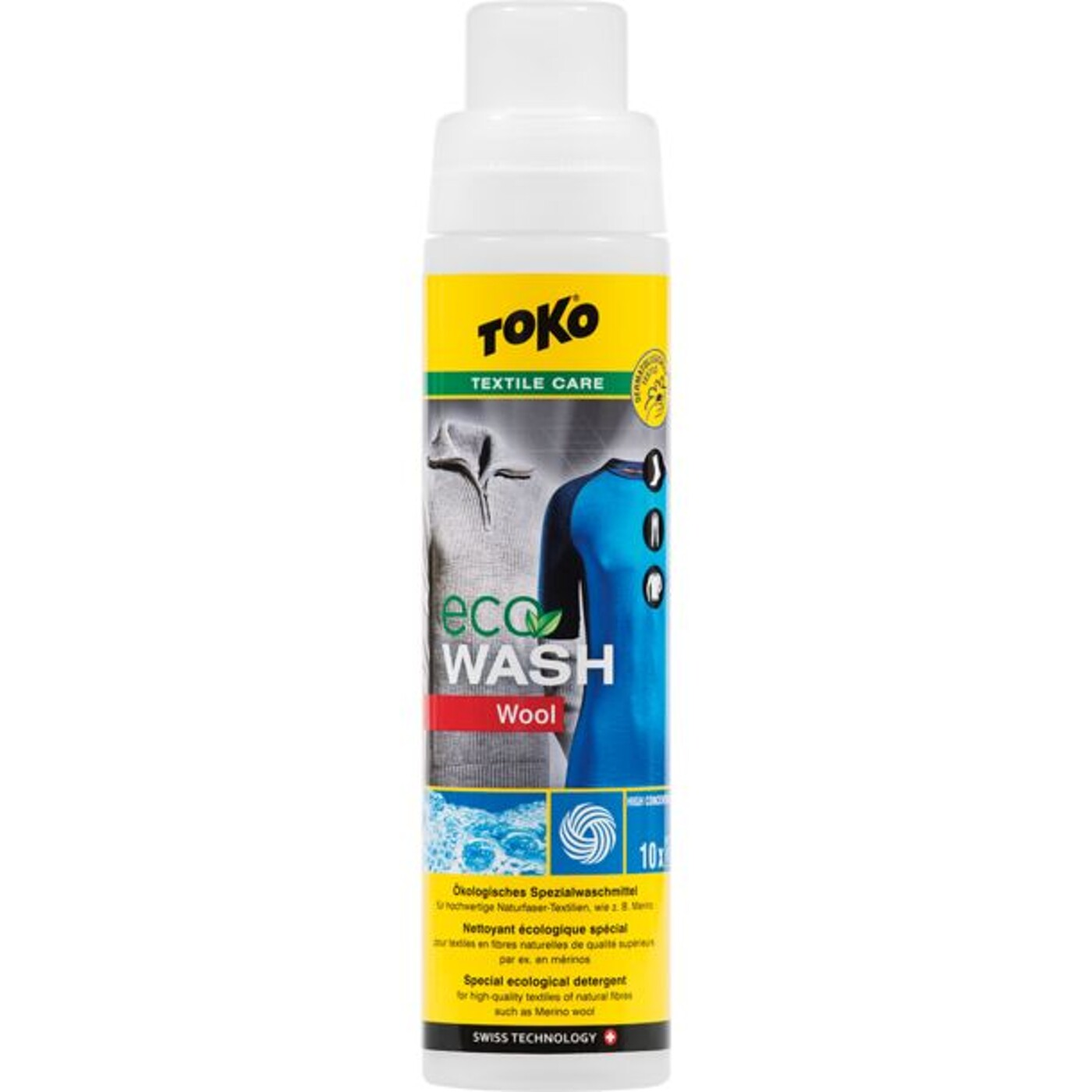 ECO Wool Wash 250ML TOKO