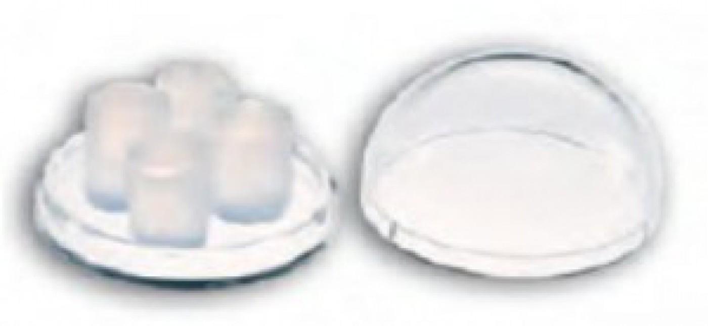 AQUA SPHERE EAR PLUGS X 4